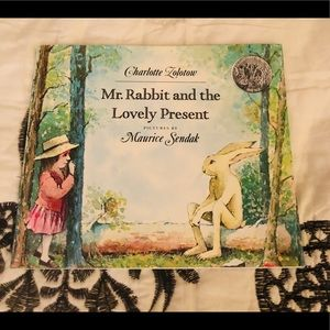 Mr Rabbit and the Lovely Present Paperback
